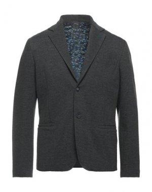 Пиджак KOON. Цвет: свинцово-серый