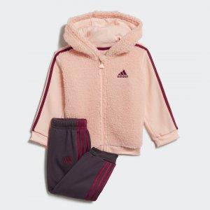 Спортивный костюм Fur Performance adidas. Цвет: none