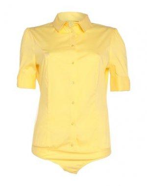 Pубашка BETTY BLUE. Цвет: желтый