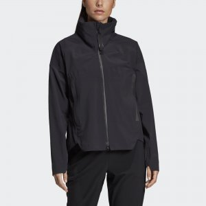 Куртка-дождевик MYSHELTER Performance adidas. Цвет: черный