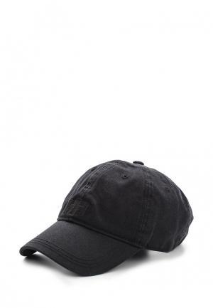 Бейсболка Helly Hansen LOGO CAP. Цвет: черный