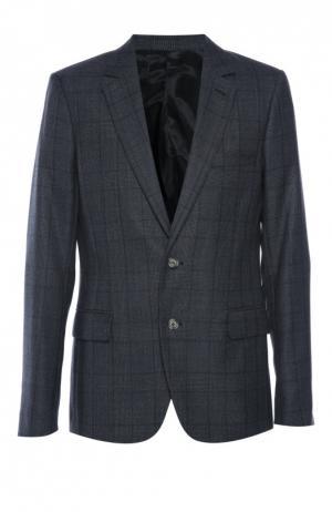 Пиджак Ami. Цвет: темно-серый