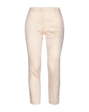 Повседневные брюки TRĒS CHIC S.A.R.T.O.R.I.A.L. Цвет: бежевый
