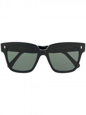 DAKHLA 1 BLACK/GREEN Synthetic->Acetate L.G.R. Цвет: черный