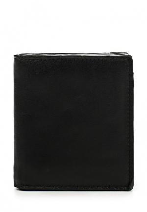 Кошелек Topman. Цвет: черный