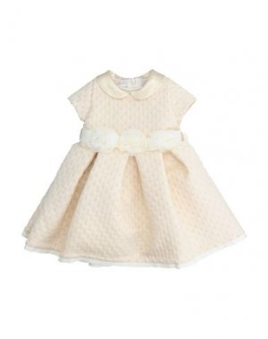 Платье LADIA. Цвет: бежевый
