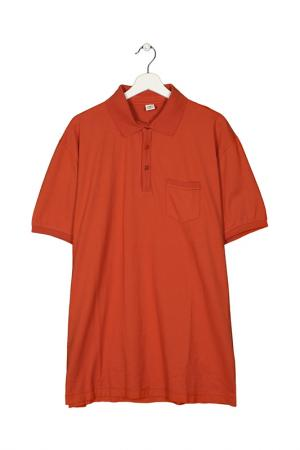 Поло Cerruti. Цвет: оранжевый