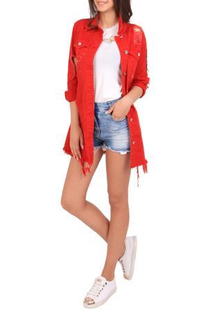 Jacket JUNONA. Цвет: red