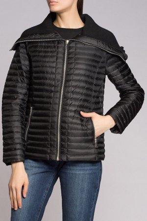 Куртка Michael Kors. Цвет: черный