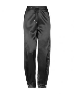 Повседневные брюки BABYLON. Цвет: черный