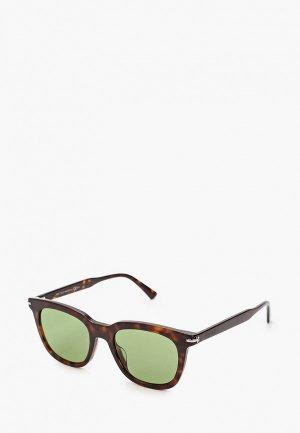 Очки солнцезащитные Jimmy Choo GAD/G/S 086. Цвет: коричневый