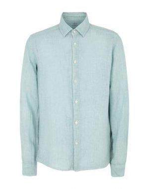 Pубашка ALTEA. Цвет: светло-зеленый
