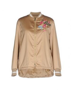 Куртка VDP CLUB. Цвет: песочный