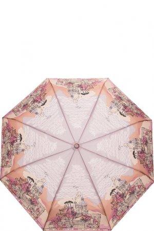 Зонт Goroshek. Цвет: коралловый, мультицвет