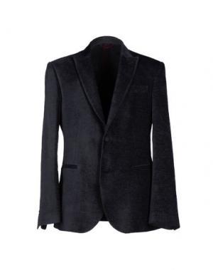 Пиджак LUCHINO. Цвет: стальной серый