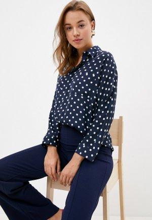 Рубашка Essentiel Antwerp Viral. Цвет: синий