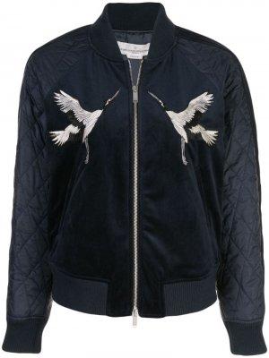 Куртка-бомбер Maki Golden Goose