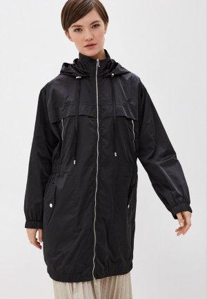 Куртка Terekhov Girl. Цвет: черный