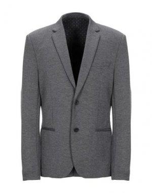 Пиджак CASUAL FRIDAY by BLEND. Цвет: серый