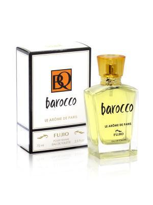 Туалетная вода Barocco Fujio 75 ml/ж. Цвет: прозрачный