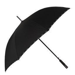 Зонт полуавтомат 36 черный JEAN PAUL GAULTIER