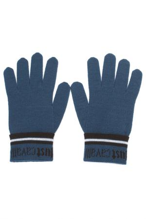 Перчатки Just Cavalli. Цвет: 372, синий
