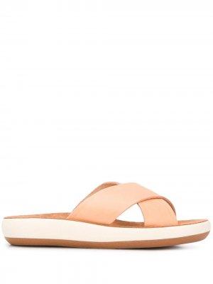 Сандалии Thais Ancient Greek Sandals. Цвет: нейтральные цвета
