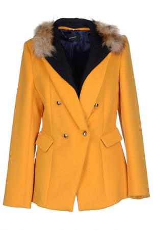 Coat G.Sel. Цвет: yellow