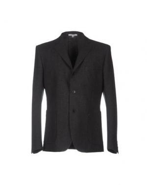 Пиджак CARVEN. Цвет: стальной серый