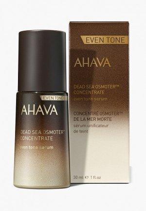 Сыворотка для лица Ahava Dsoc, Концентрат минералов мертвого моря osmoter™сыворотка улучшения тона лица, 30 мл. Цвет: прозрачный