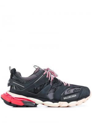 Track sneakers Balenciaga. Цвет: черный