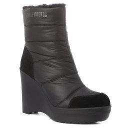 Ботинки MARSELA черный BIKKEMBERGS