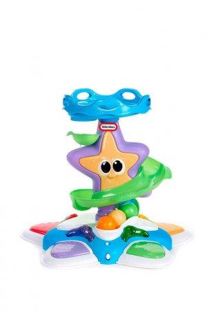Танцующая морская звезда Little Tikes. Цвет: зеленый
