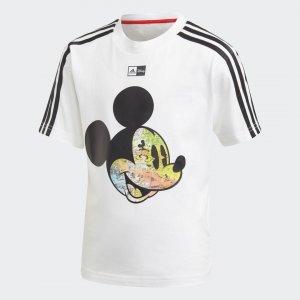 Футболка Disney Mickey Mouse Performance adidas. Цвет: красный