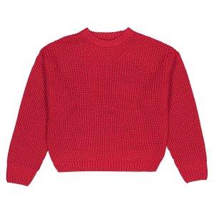 Пуловер LaRedoute. Цвет: красный