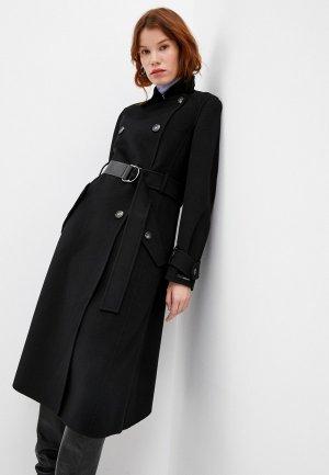 Пальто Sportmax Code TENUE. Цвет: черный