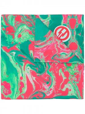 Бандана с принтом Formy Studio. Цвет: зеленый
