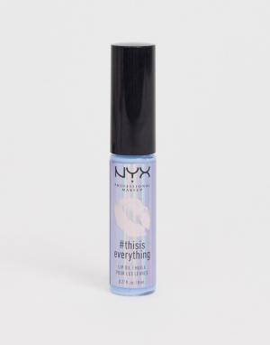Масло для губ This Is Everything NYX Professional Makeup