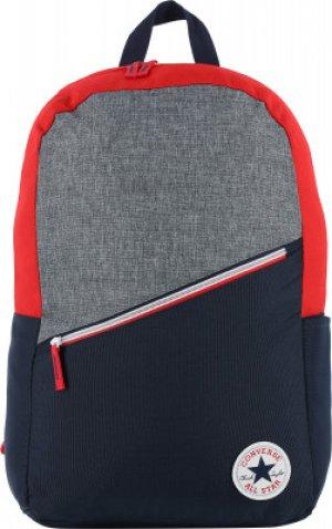 Рюкзак для мальчиков Converse. Цвет: синий