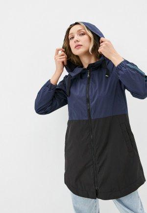 Ветровка Dixi-Coat. Цвет: разноцветный
