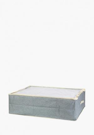 Короб для хранения El Casa. Цвет: серый