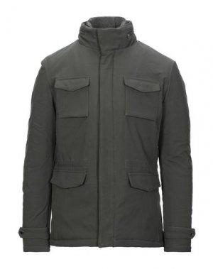 Куртка HAMAKI-HO. Цвет: темно-зеленый