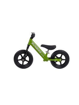 Беговел Runbike beck ALX зеленый. Цвет: зеленый