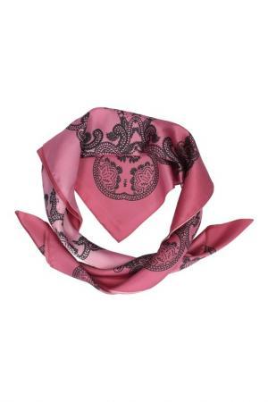 Платок F.FRANTELLI. Цвет: розовый