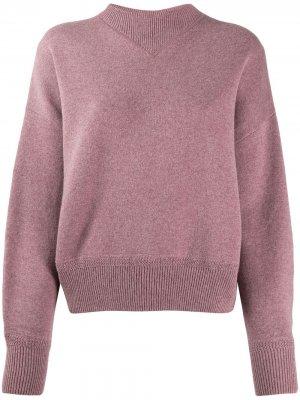 Пуловер Karl Isabel Marant Étoile. Цвет: розовый