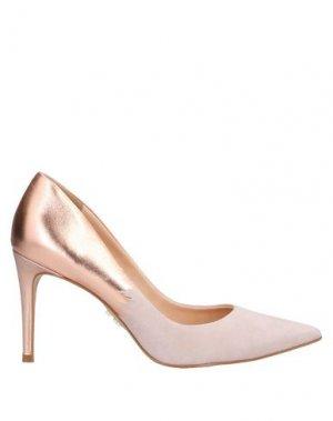 Туфли CARRANO. Цвет: розовый