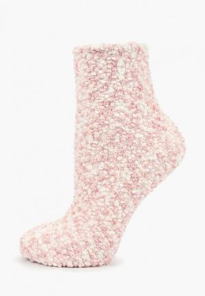 Носки Modis. Цвет: розовый