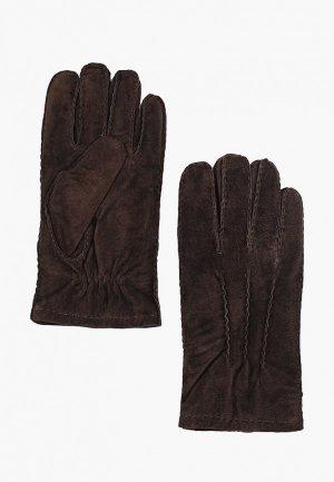 Перчатки Henderson. Цвет: коричневый
