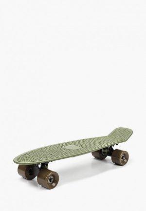 Скейтборд Termit Круизер 22. Цвет: хаки