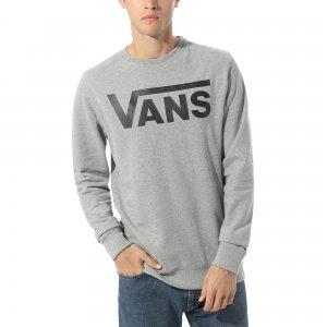 Пуловер Vans Classic Crew 2. Цвет: черный